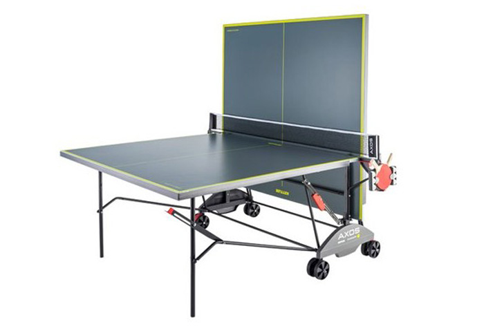 Kettler axos 3 table tennis table the men 39 s cave for Table kettler