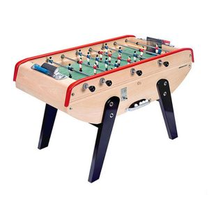 Coin Operated Bonzini Foosball Table