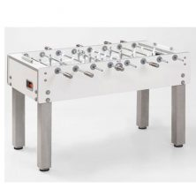 Garlando Pure White Foosball Table