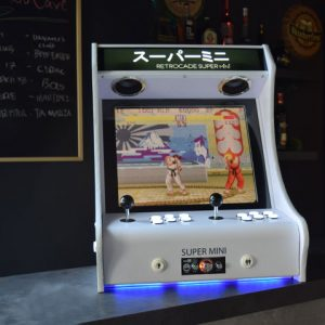 retrocade super mini arcade machine