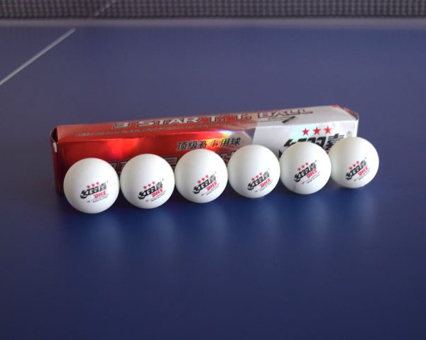 3 Star Double Fish Ping Pong Ball