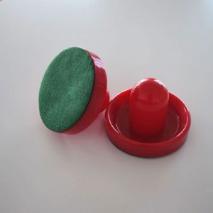 air hockey strikers in pack of 2