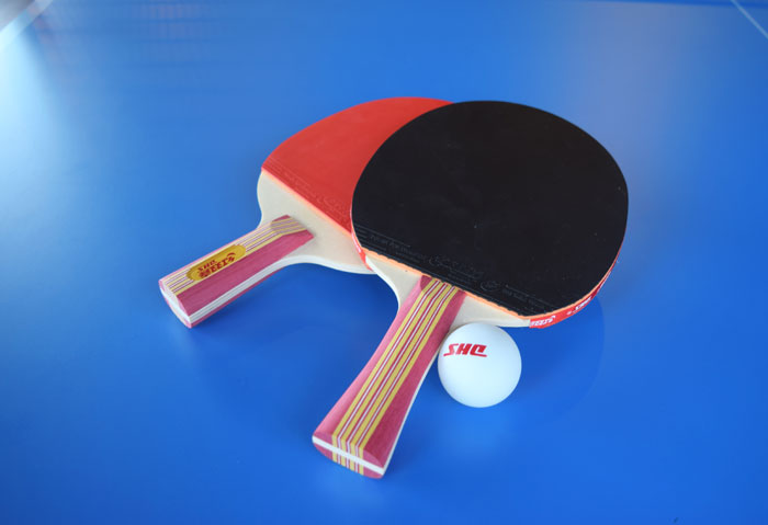 Table tennis starter kit accessories the men 39 s cave - Equipment for table tennis ...