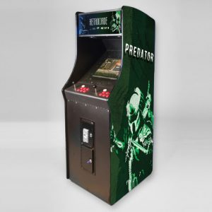Alien Vs Predator Arcade Machine (Predator Side)