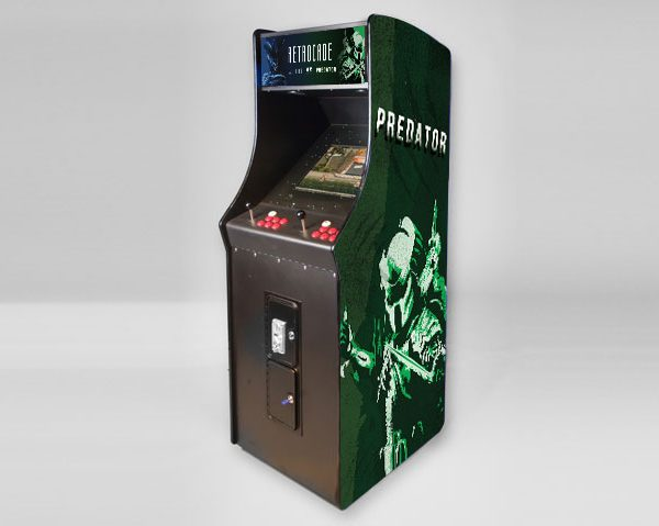 Alien Vs Predator Arcade Machine (Predator Side)