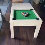 6FT Dining Pool Table