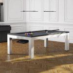 Billard Montfort Lewis Inox Pool Table