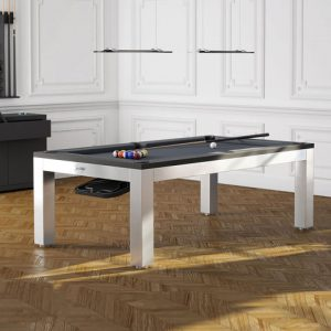 Billard Montfort Lewis Inox Pool Table