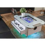 Coffee Arcade Table Full View