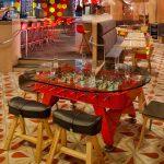 RS Barcelona Dining Foosball in Jaleo