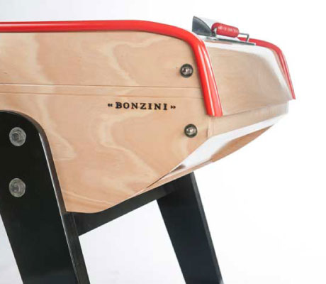Bonzini Foosball Table Logo
