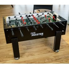 Carromco Foosball Side View
