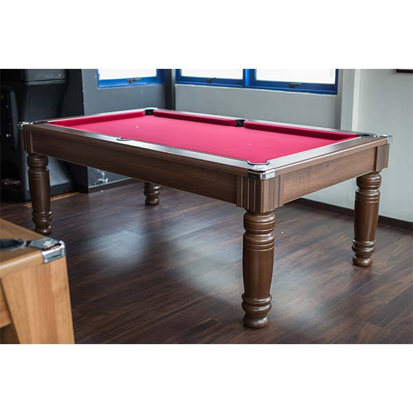 Majestic Dining Pool Table Ft Pool Table The Mens Cave - English pool table