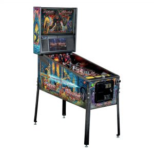 Stern Black Knight Pinball Machine in Singapore