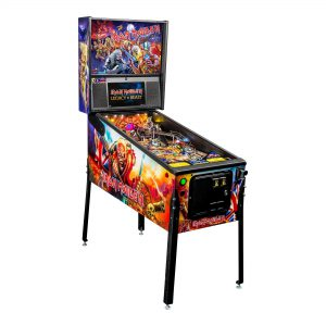 Stern Iron Maiden Pinball Machine in Singapore