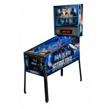 Stern Star Trek Pinball Machine in Asia