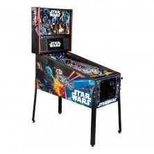 Stern Star Wars Pinball Machines in Singapore