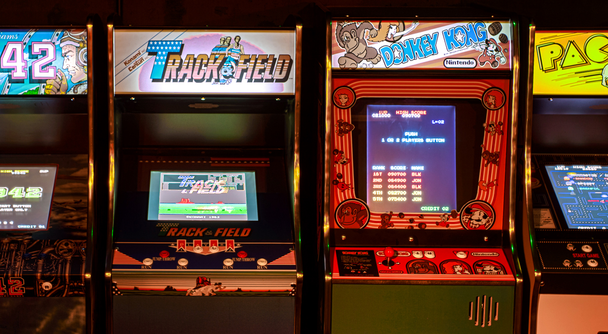 top 10 arcade games from the 80s